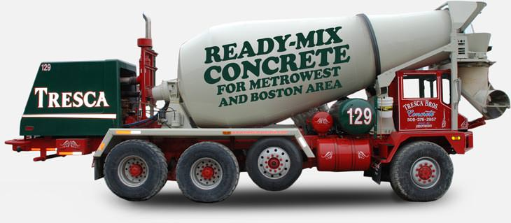 Concrete Companies in Boston and MetroWest.